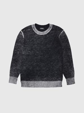 KCONF, Black/Grey - Knitwear
