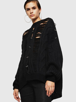 MEBLY, Black - Knitwear