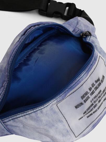 Diesel - BELTPAK, Light Blue - Belt bags - Image 5
