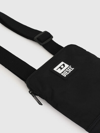Diesel - VYGA, Black - Crossbody Bags - Image 5