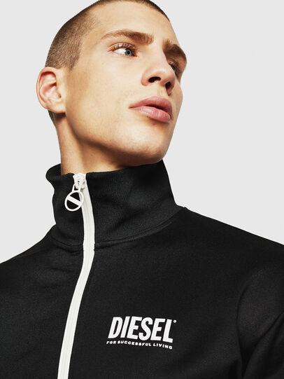 Diesel - S-AKON, Black - Sweaters - Image 3