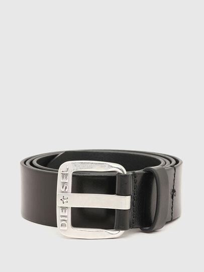 Diesel - B-STAR, Black - Belts - Image 1