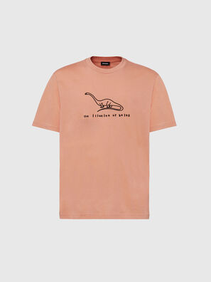 T-JUST-X61, Pink - T-Shirts