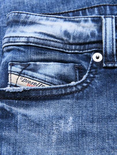 Diesel - SLEENKER-J-N, Blue Jeans - Jeans - Image 3