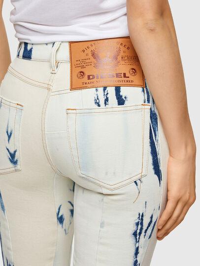 Diesel - D-Joy 009UX, Medium blue - Jeans - Image 3
