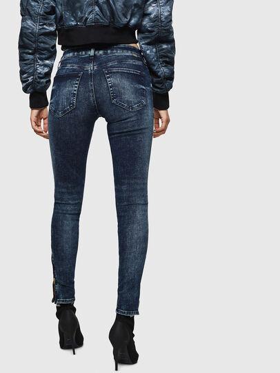 Diesel - Slandy Zip 069GW,  - Jeans - Image 2