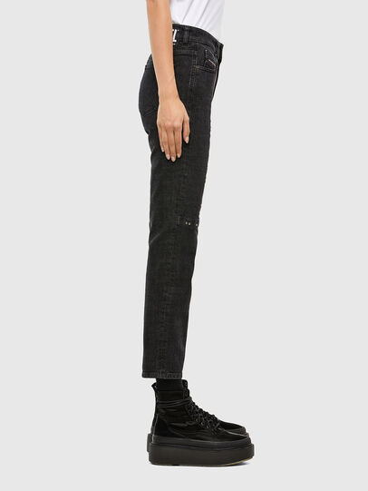 Diesel - D-Joy 009KY, Black/Dark grey - Jeans - Image 4
