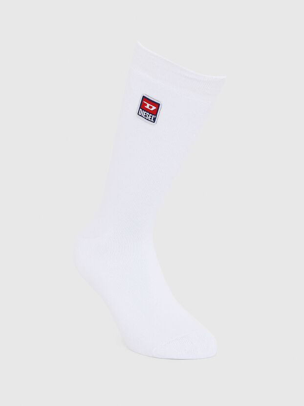 SKM-RAY, White - Socks