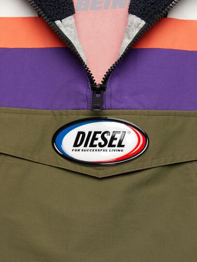 Diesel - J-SHAUN, Violet/Green - Jackets - Image 5