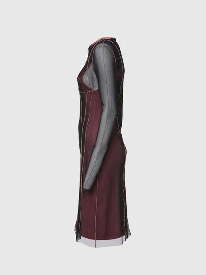 Diesel - D-VINA, Pink/Black - Dresses - Image 3