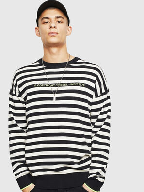 K-SLASSH, Black/White - Knitwear