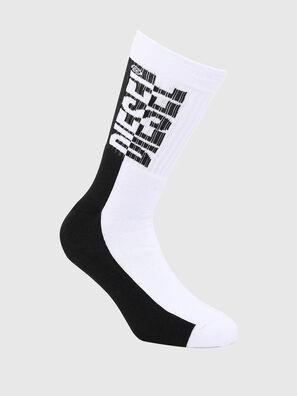 SKM-RAY, Black/White - Socks