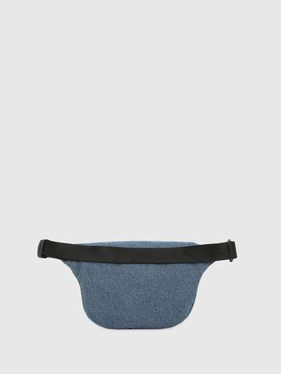 Diesel - BELTPATCH, Blue - Bags - Image 2