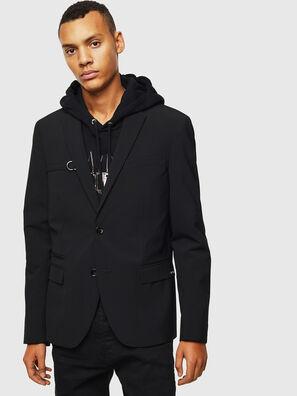 J-HOOK, Black - Jackets