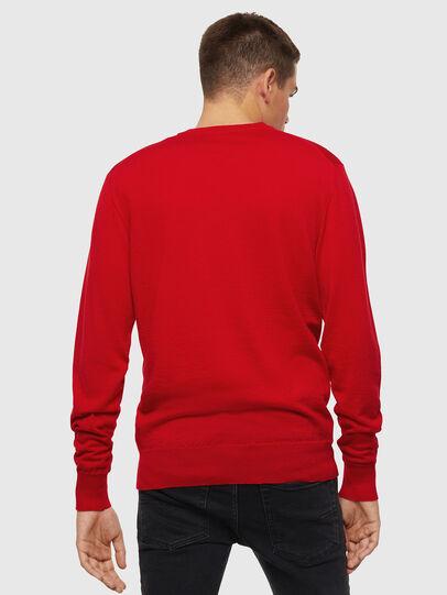 Diesel - K-AMIMI, Red - Knitwear - Image 2