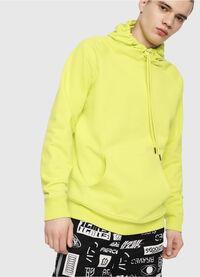 S-GIM-HOOD-A, Yellow Fluo