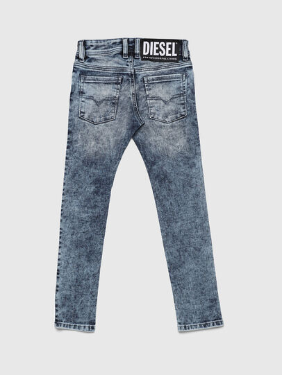 Diesel - SLEENKER-J-N, Light Blue - Jeans - Image 2