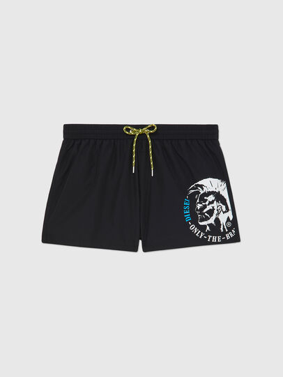 Diesel - BMBX-SANDY 2.017, Black - Swim shorts - Image 5
