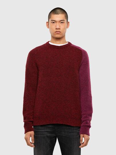 Diesel - K-BART, Brown - Knitwear - Image 1