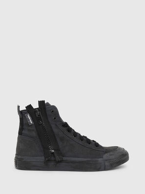 S-ASTICO MID ZIP SP, Black - Sneakers