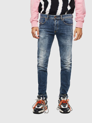 Sleenker 069LI, Dark Blue - Jeans
