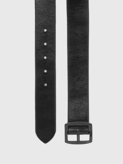 Diesel - B-LACK, Black - Belts - Image 3