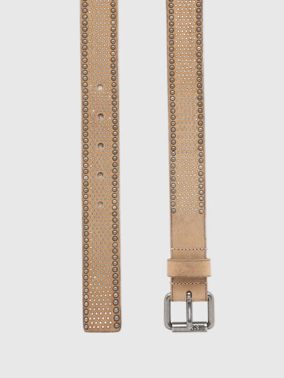 Diesel - B-OLITY, Light Brown - Belts - Image 3