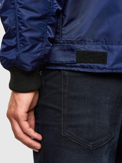 Diesel - D-Vider 084AY, Dark Blue - Jeans - Image 6