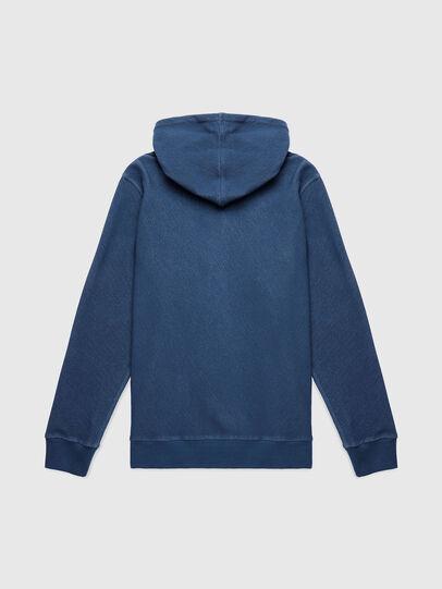 Diesel - UMLT-BRANDON-Z-DN, Blue - Sweaters - Image 2