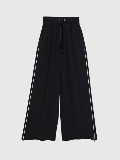 Diesel - P-CHINILLE-WOV, Black - Pants - Image 1