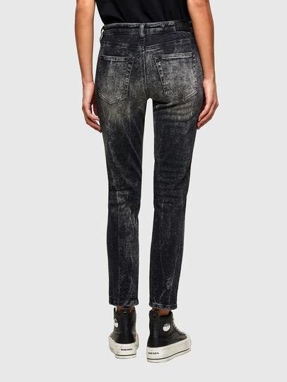Diesel - Babhila 009PX, Black/Dark grey - Jeans - Image 2