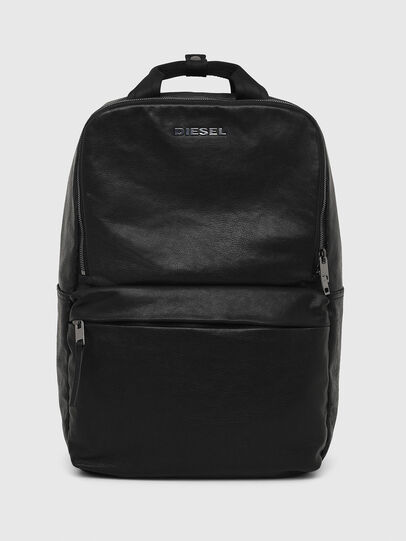 Diesel - GINKGO PP, Black - Backpacks - Image 1