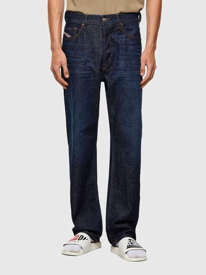 Diesel - D-Macs 09A12, Dark Blue - Jeans - Image 1
