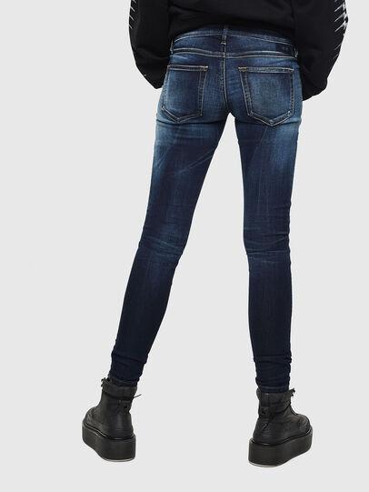 Diesel - Gracey JoggJeans 069JX, Dark Blue - Jeans - Image 2
