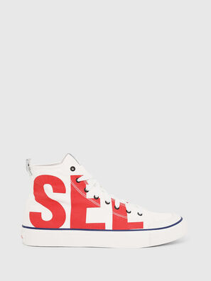 S-ASTICO MC, White/Red - Sneakers