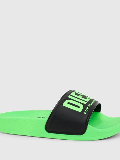 Diesel - SA-MAYEMI YO, Green/Black - Footwear - Image 4