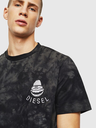 Diesel - BMOWT-JUST-B, Black - Out of water - Image 4