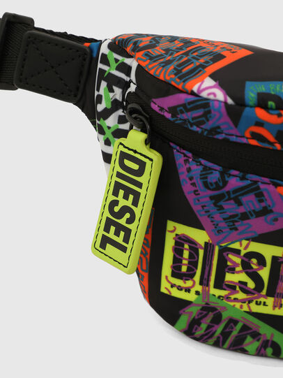 Diesel - DRAWBELT, Black - Bags - Image 5