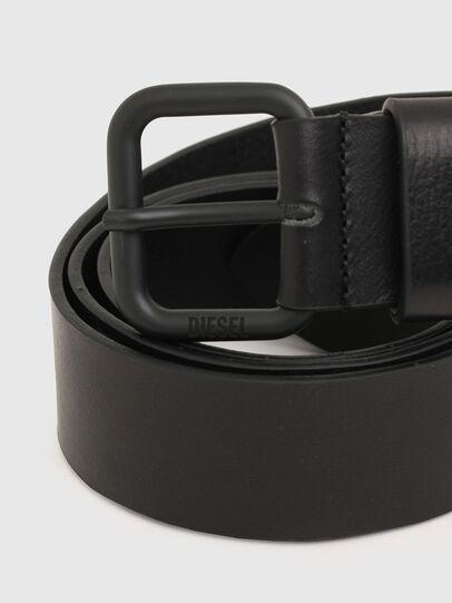 Diesel - B-NEA, Black - Belts - Image 2