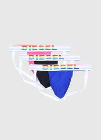 UMBR-JOCKYTHREEPACK, Multicolor/White