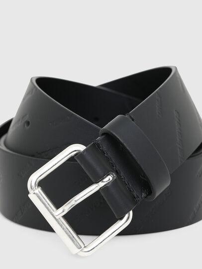 Diesel - B-OLLY, Black - Belts - Image 2