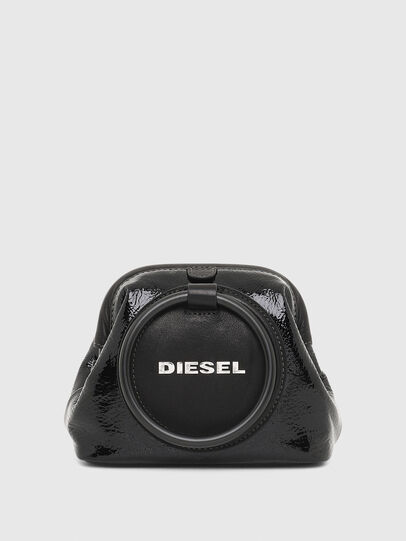 Diesel - CUTYE, Black - Crossbody Bags - Image 1
