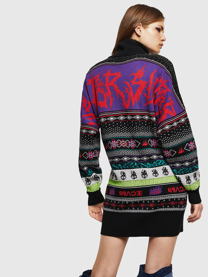 Diesel - M-PEM, Multicolor - Knitwear - Image 2