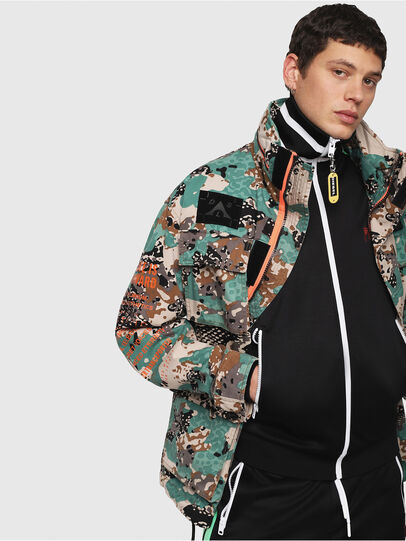 Diesel - J-TOUCHA-CAMOU,  - Jackets - Image 3