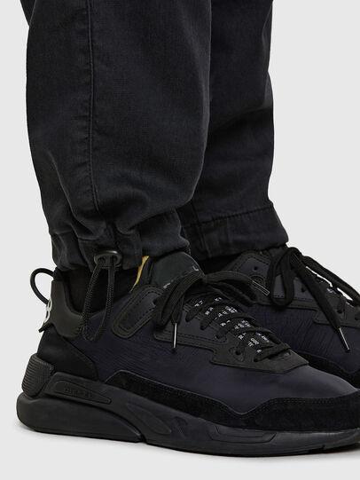 Diesel - D-Skint JoggJeans 069PC, Black/Dark grey - Jeans - Image 5