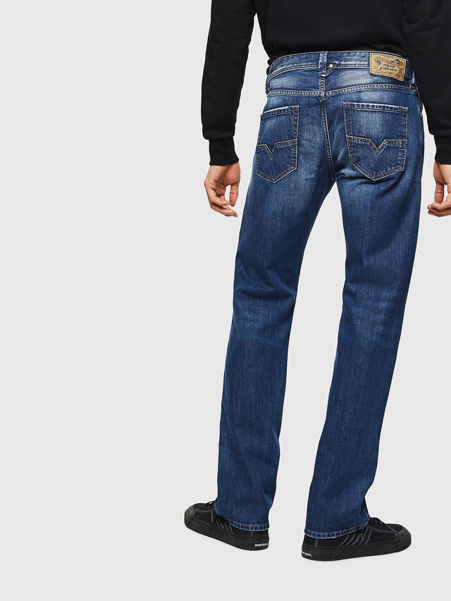 Diesel - Larkee 008XR, Medium blue - Jeans - Image 2
