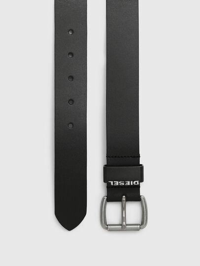 Diesel - B-ZANO, Black - Belts - Image 3