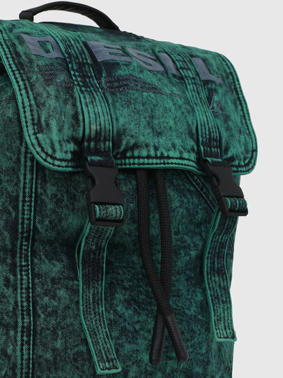 Diesel - GRAFYTI BACK, Green - Backpacks - Image 7