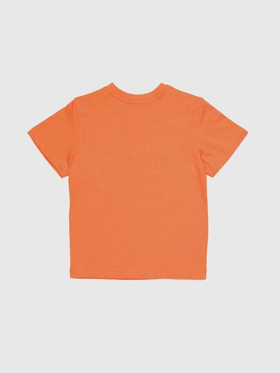 Diesel - TDIEGOXB, Orange - T-shirts and Tops - Image 2