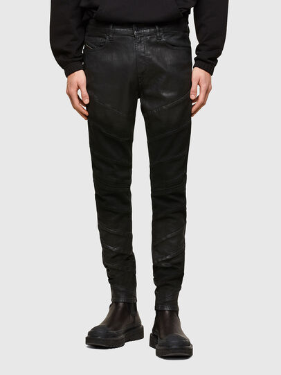 Diesel - D-Amny 009RA, Black/Dark grey - Jeans - Image 1